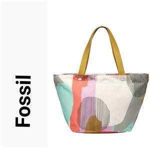 Fossil // East West Keyper Tote